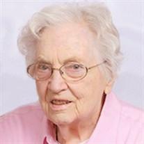 Mrs. Harriett Doris Walsh
