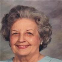 Winifred Mae Mann