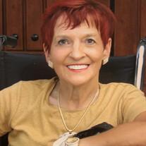 Patricia Yvonne Hudson