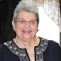 Mrs. Nancy Irmalee Usilton Hammer