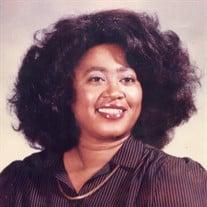 Dr. Sylvia Arlene Evans