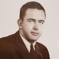 """Clarence """"Sonny"""" Eugene Fraley"""