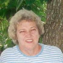 Myrtle Almedia (Nicholson)  Hollar