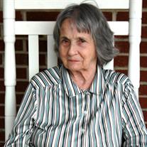 Margie Louise Warren