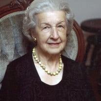 """Gertrude """"Trudy"""" (Bex)  van Bergen"""