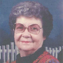 Edith Lorene Oliger