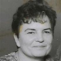 Mrs. Pamela Leah Crocker Burnett