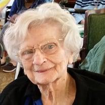 Mrs. Angeline Josephine McNeil