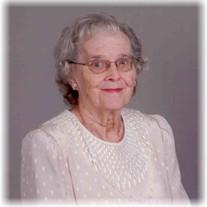 Mrs. Doris Corson Hildreth Worrell