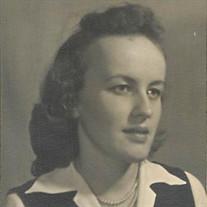 Dorothy M. Wolff