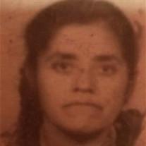 Maria Inocencia Sanchez