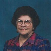 Mary Van Maanen Brock