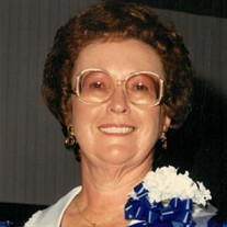 Martha Frances West Grissom of Michie, TN