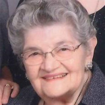 Luella Margaret Kurtz Faucett
