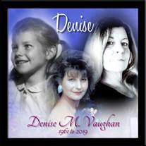Denise Marie (Martin) Vaughan