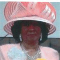 Mrs. Juanita Lucille Saunders-Pendarvis