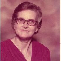 Flora S. Pierce