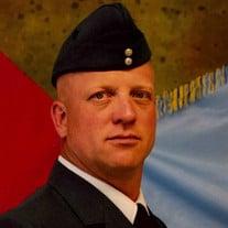 Captain Reid Leslie Habing, CD