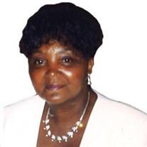Mrs. Sylvia Jean Holloway