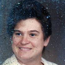 Frances Marlene Kast