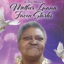 Mrs. Luana Facen Starks