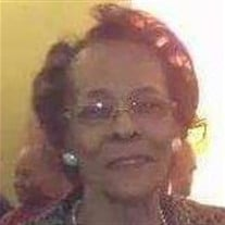 Mrs. Thelma Lee Singleton Stancel