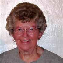 "Mrs. Elizabeth L. ""Betty"" (Breitkreutz) Priest"