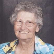Mrs. Shirley Usey Blanchard