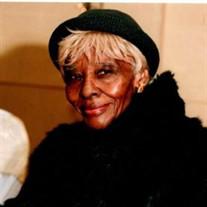 Mrs. Annie Opal Blackwell