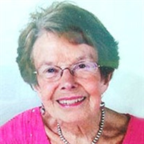 Mrs. Sally Mae Warner
