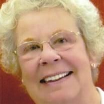 Ethel Marie Wheeker