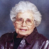 Mrs. Gertrude Abernathy Holland