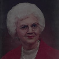 Thelma M. Dobbs