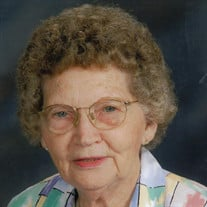 Mary E. (Long) Holsinger