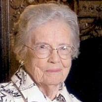 Mrs. Inez Hatley Rich