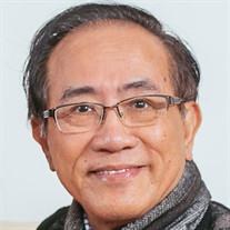 Mr Eric Kam Wah TANG