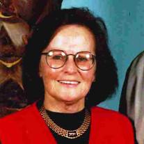 Jacqueline Ann Walsh