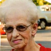 Shirley Webb Hodge