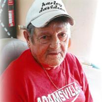 "James Roosevelt  ""Rosie"" Shelton of Adamsville, TN"