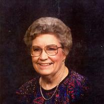 Margaret  Ruth Cox
