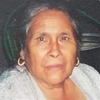 Maria  Reyes Tejeda