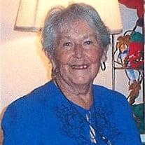 Patricia Jeane Wass