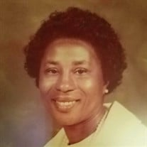 Mrs. Oretha Durham Cutliff