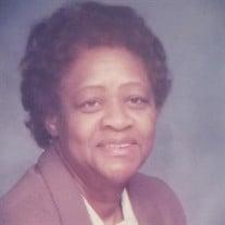 Mrs. Irene Miller