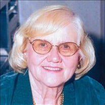 Eleanor Jean Clark