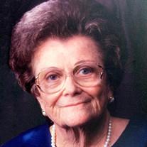 Mrs. Jeannette Mozingo Gilbert