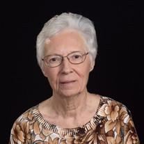 Peggy Ann Letchworth