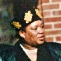 Mrs. Minnie  Jean Flanagan