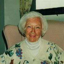 Mrs. Jacqueline Miller Bailey