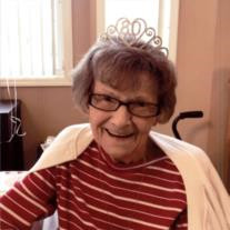 Edna Mae Burkett